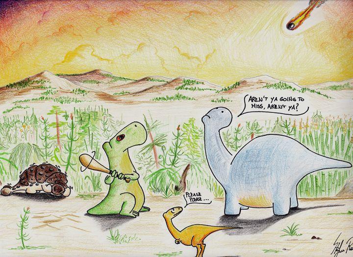 No More Extinction! - Axolotl