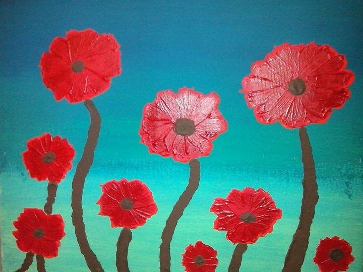 Poppies - Andy Lima