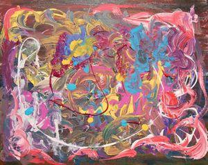 Fluid Abstract 2