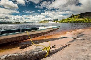 Canaima Boats