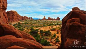 Utah - Arches National Park-ViewFA