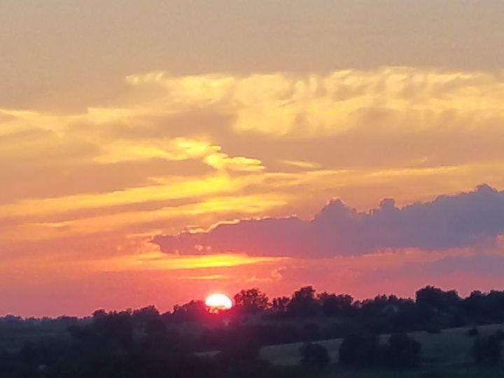Missouri Sunrise - Duron Arts