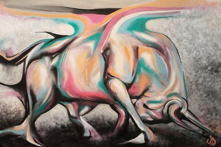 Bull - Vanessa T Stefanova