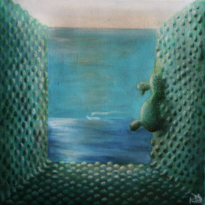Boundaries - Vanessa T Stefanova