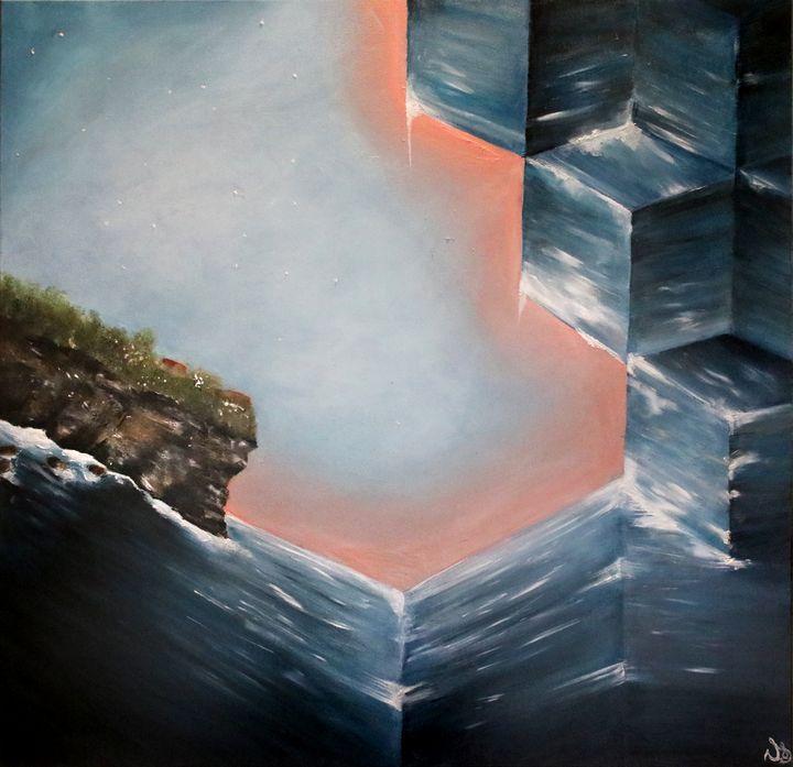 Stacking Oceans - Vanessa T Stefanova