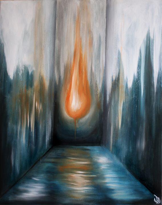 Back Burn - Vanessa T Stefanova