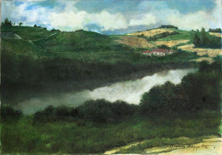 Fluss  [River] - Milan Andric