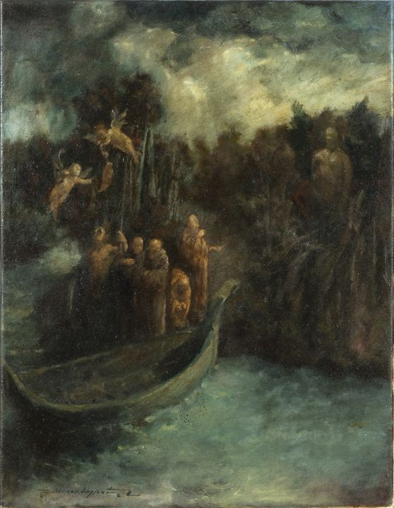 Landung - Milan Andric
