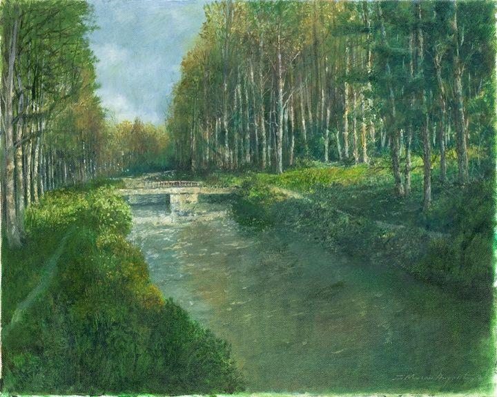 Brücke  [Bridge] - Milan Andric