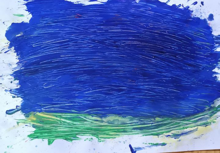 Water - Nedas art