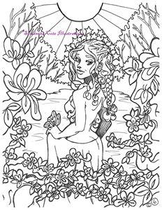 Page 6, Coloring Book