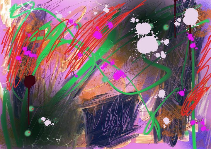 Current Mood - laura's art dumpster