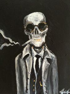 Smoking Bones