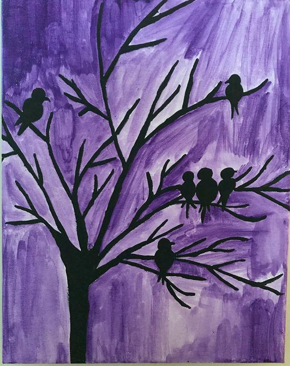 Evening Birds - Be Inspired