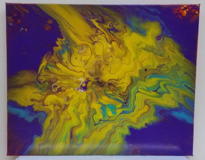 Nebula One - Nancy's Art of the Heart