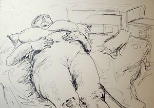 The Sleeping Woman