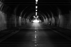 B&W Tunnel