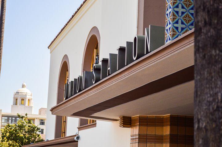 LA Union Station - RHS Photography