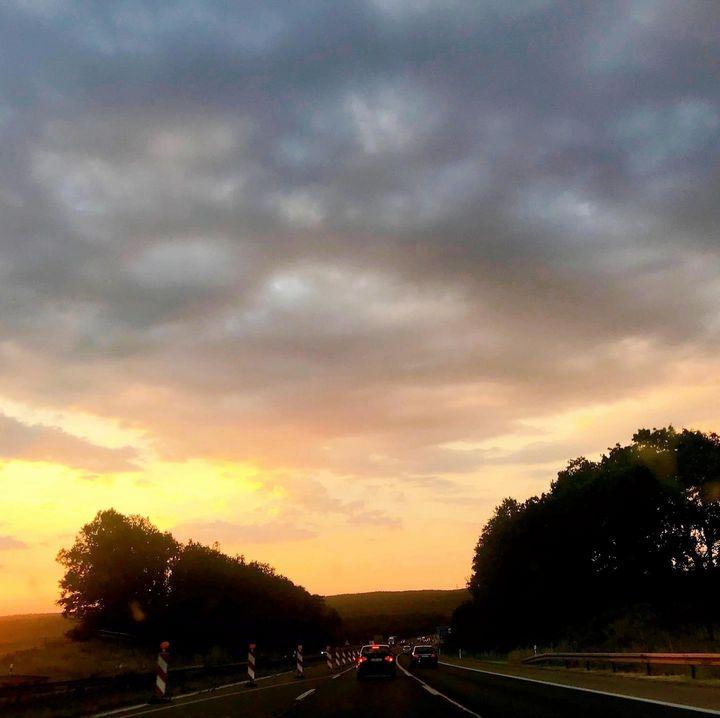 Sunset 4.1. - Mateja Kovac
