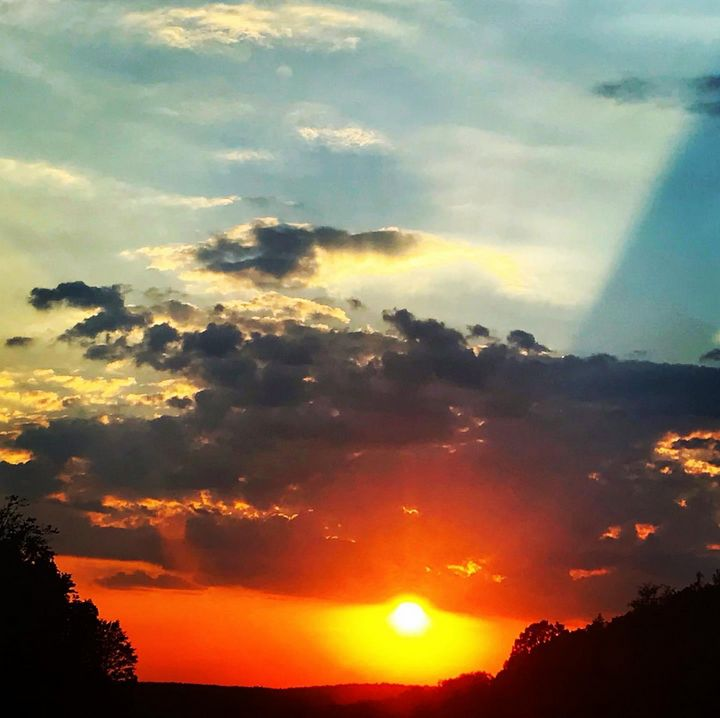 Sunset 3.1. - Mateja Kovac
