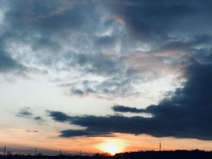 Sunset 2.1. - Mateja Kovac