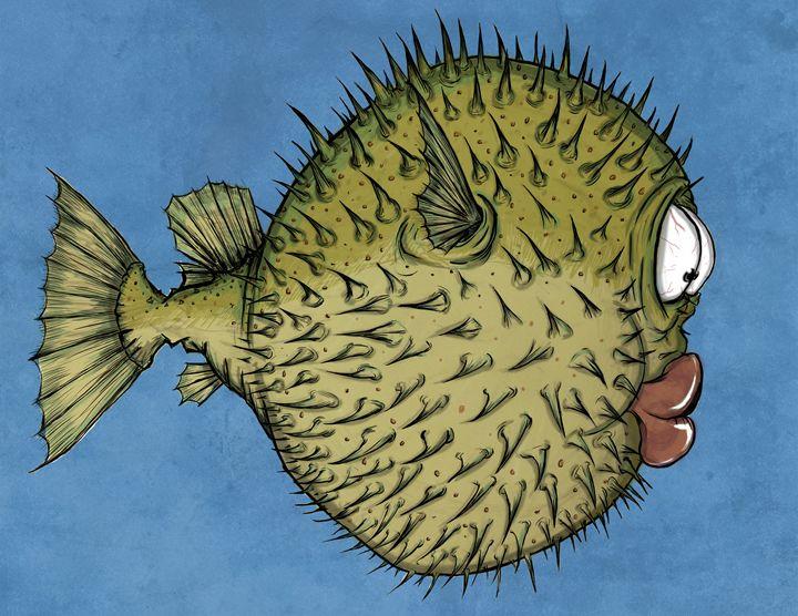 Blowfish - Rob O'Connor