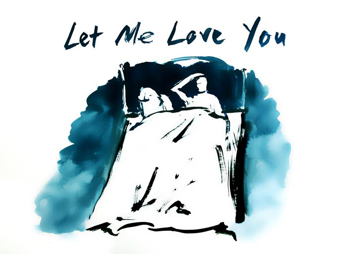 Let me love you - Hafiiz Karim Art