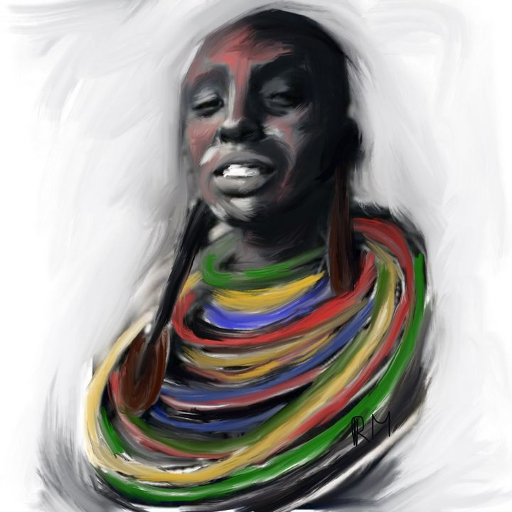 Mama Africa - Tendix