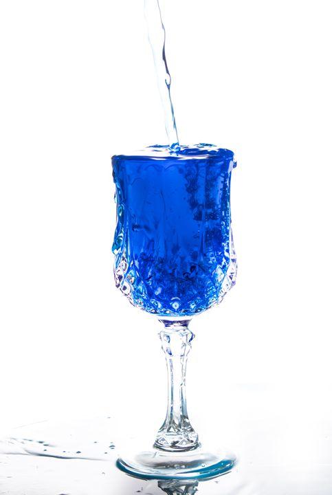 Wine Glass - Rocket Cottage Photography