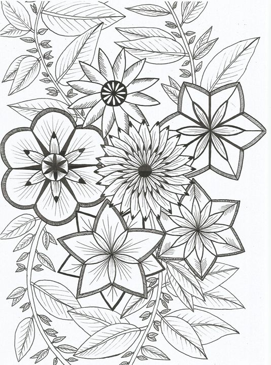 flowers - dragan