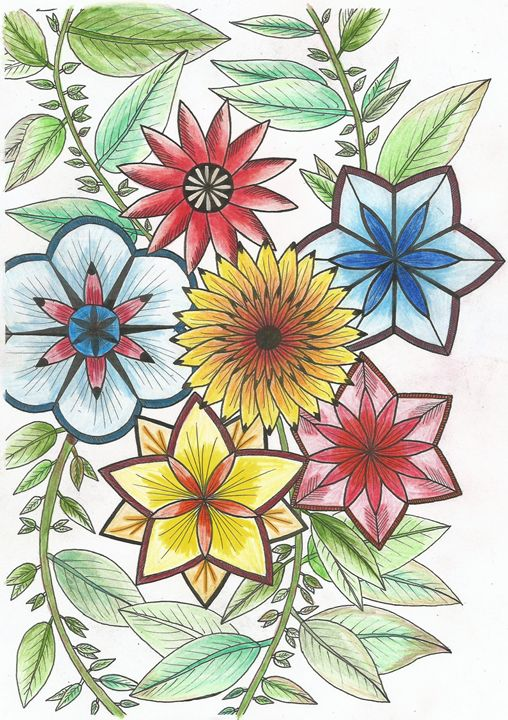 flowers color - dragan
