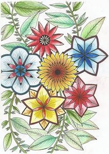 flowers color