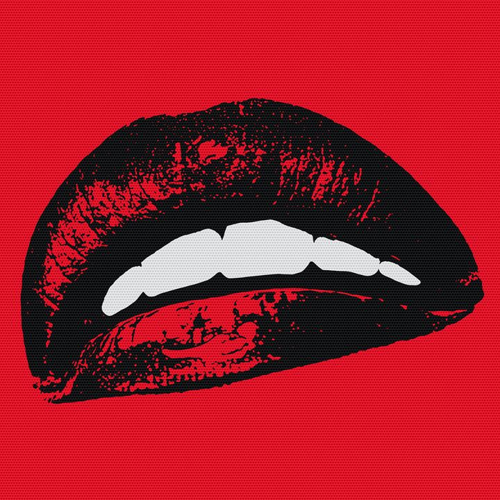 Red Lips - Edouard Morningstar
