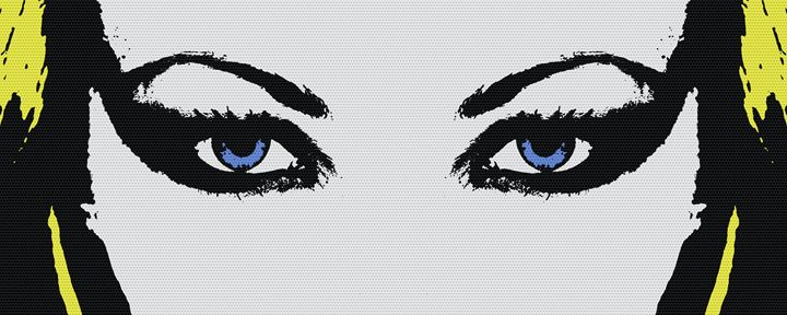 Woman Eyes - Edouard Morningstar