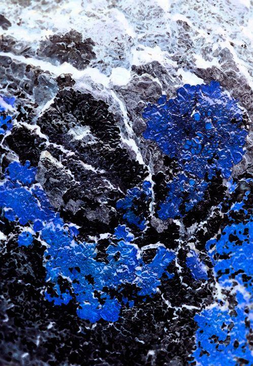 Blue Cliff - Edouard Morningstar