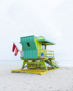 Lifeguard Hut 4th St