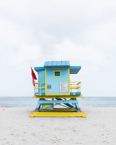 Lifeguard Hut 5th St
