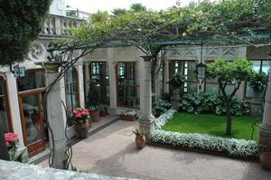 Courtyard Garden Sorrento
