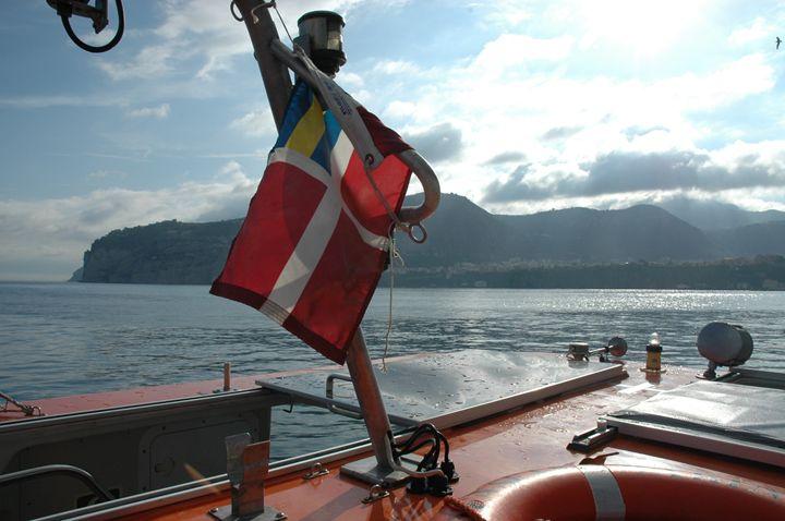 Sailing Sorrento - Kina Aasa