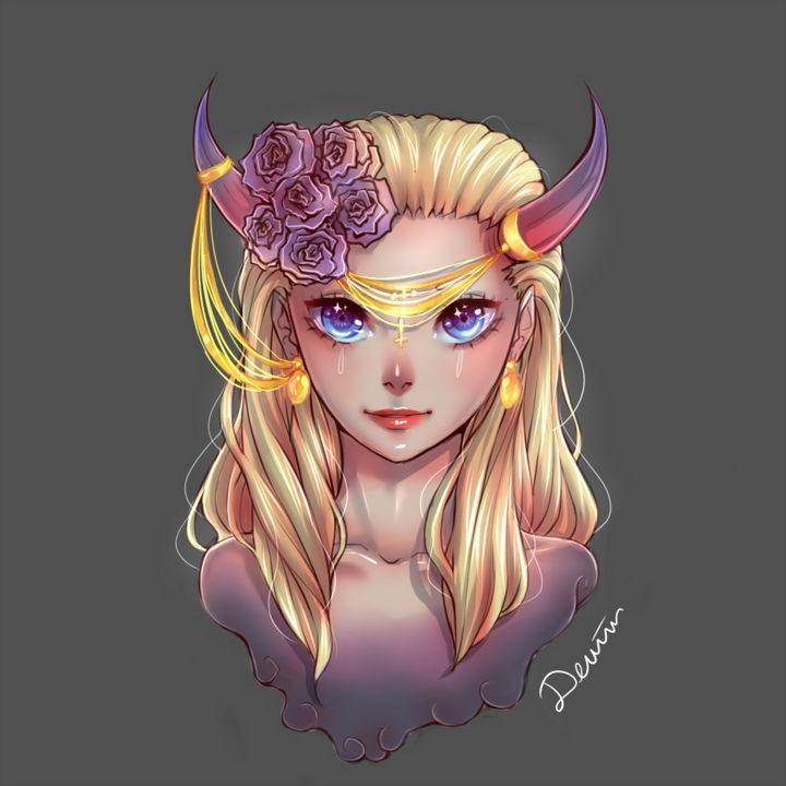 Dragon Queen - Denise Heijkenskjöld
