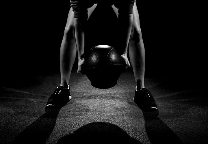 Ball Work - Mark McElroy