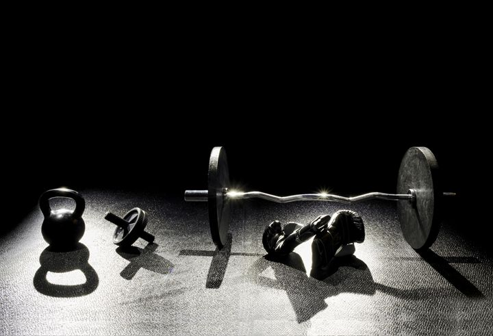 Exercise Equipment - Mark McElroy