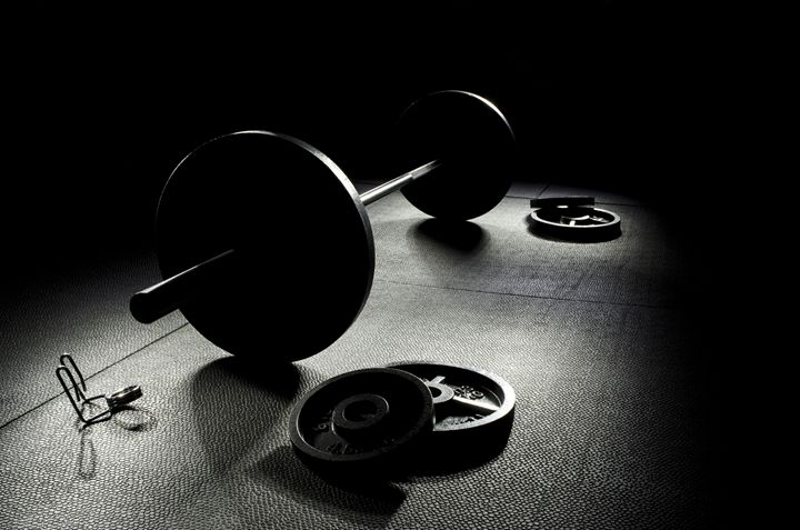 Ready To Lift Weights? - Mark McElroy