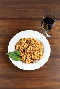 Pasta and Wine - Mark McElroy