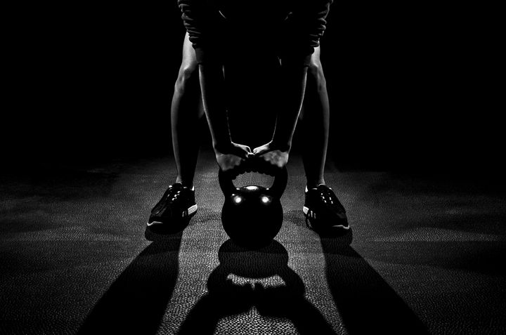 Kettle Bell Workout - Mark McElroy