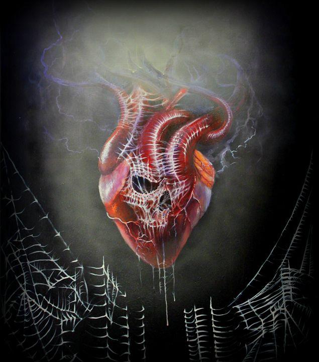 Evil heart - V/S art