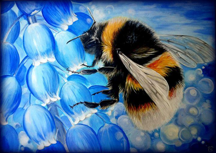 Georgie Bumblebee - V/S art
