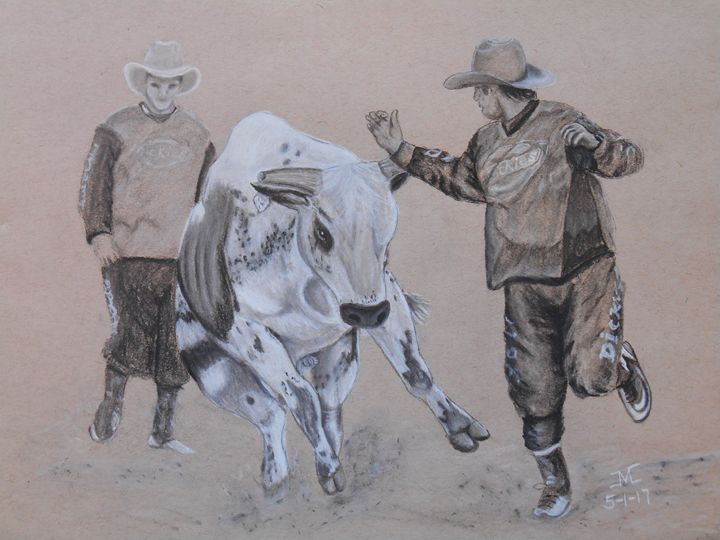 Dances with Bulls - JMC Arts & Crafts