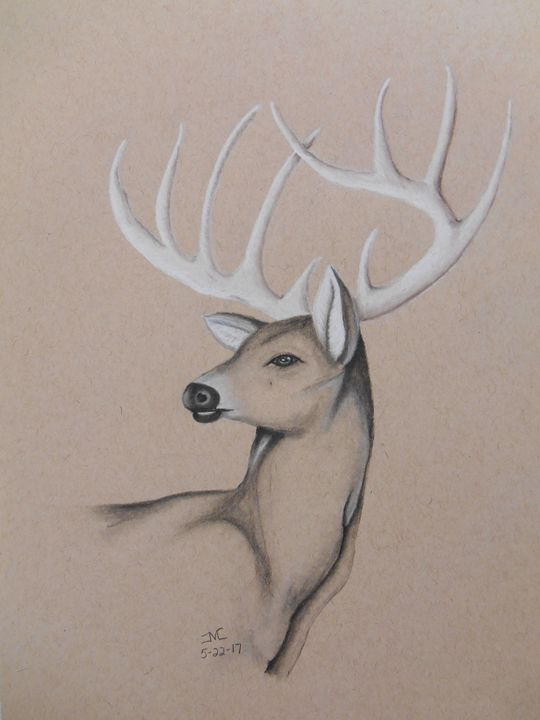 10 Point Buck - JMC Arts & Crafts