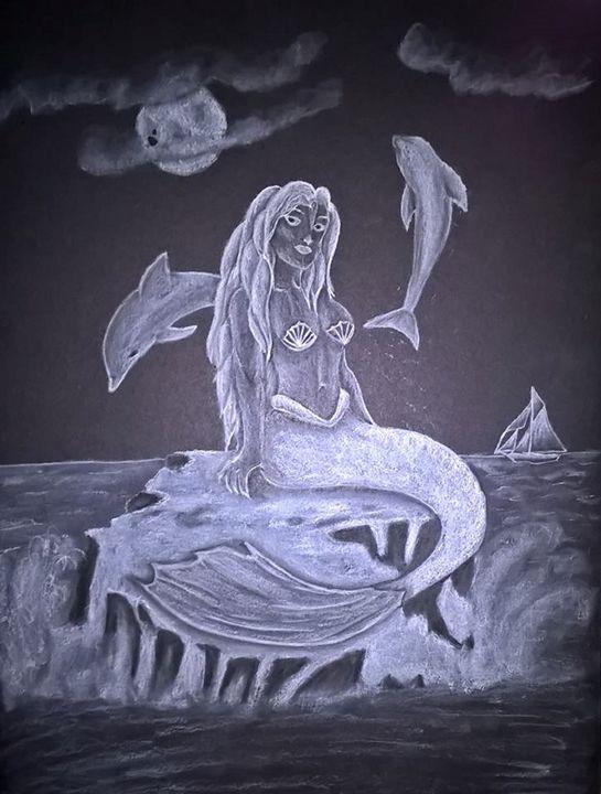 Mermaid Rock - JMC Arts & Crafts